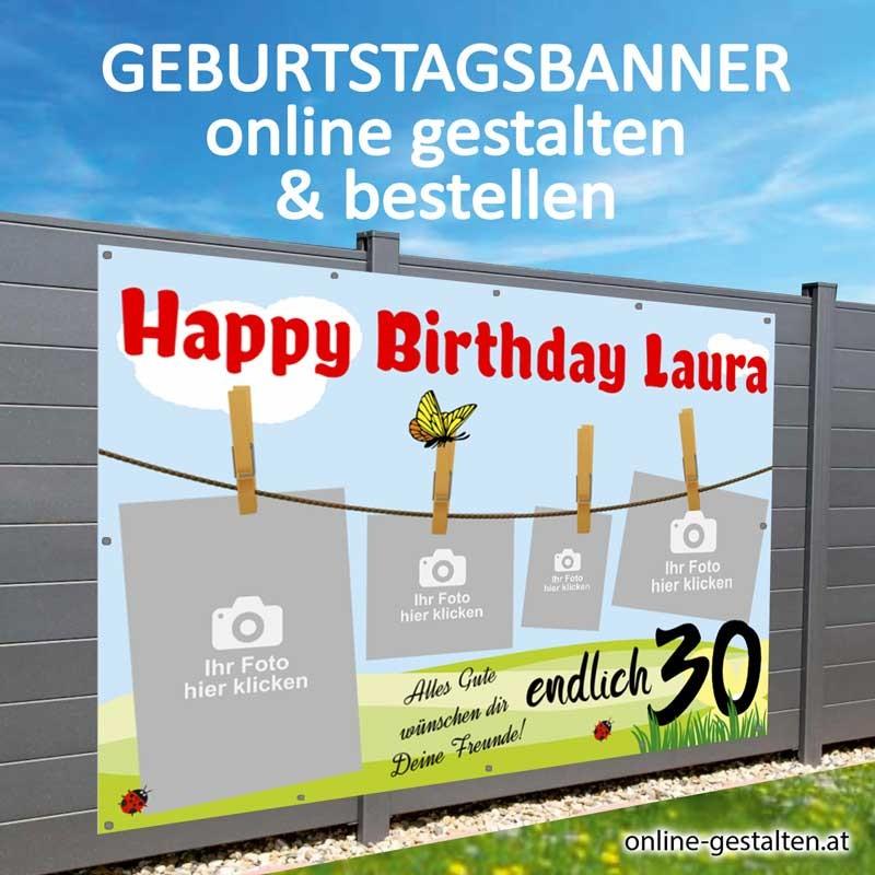 Motivvorlage für Geburtstagsbanner, Geburtstagsbanner, Banner zum Geburtstag, Transparent zum Geburtstag, Geburtstagstransparent