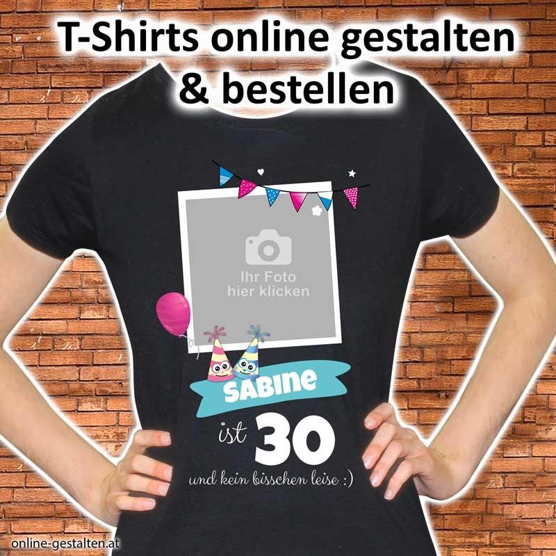 Geburtstagsshirt, Shirt für Geburtstag, Geburtstagsgeschenk, Shirtmotive
