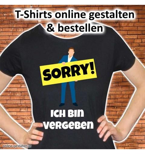 Poltershirt, Shirt Poltern Frauen, Motivvorlagen Poltershirt, Lustige Poltershirts